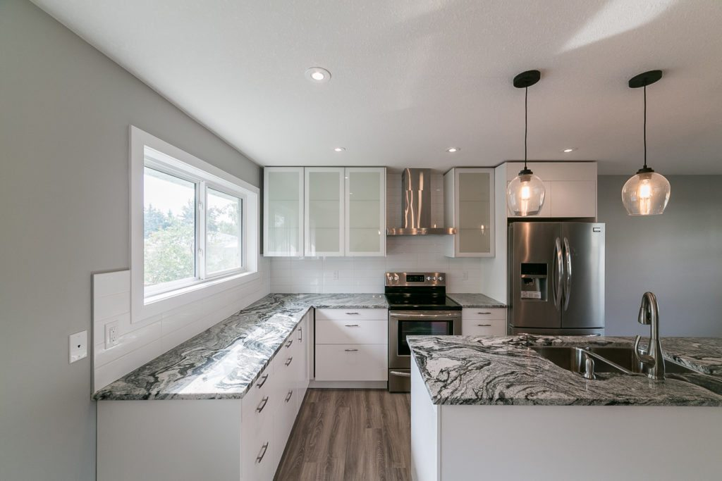 Custom Kitchen Builders in Edmonton