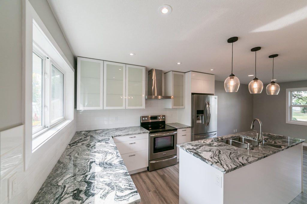 Custom Kitchen Builders in Edmonton