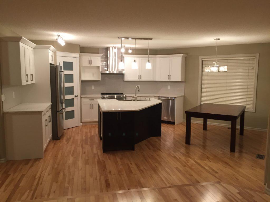 kitchen cabinet makers Edmonton Alberta